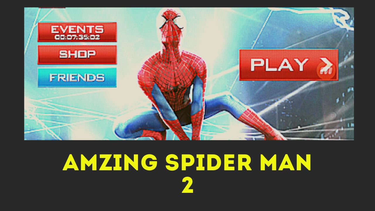 amazing spider man 2 android game