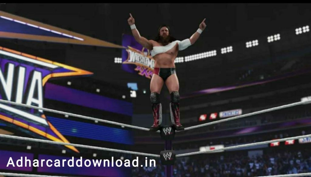 wwe 2k19 Apk For android
