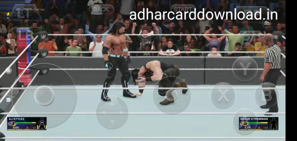 wwe 2k20 game download android