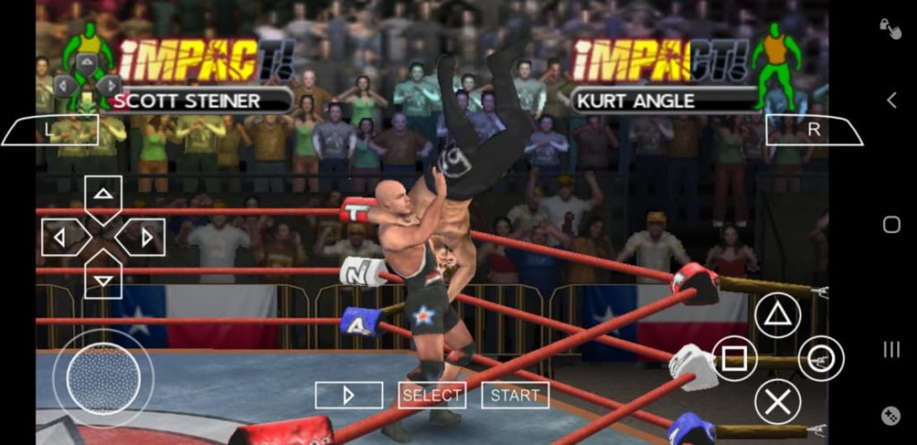 wwe tna android game