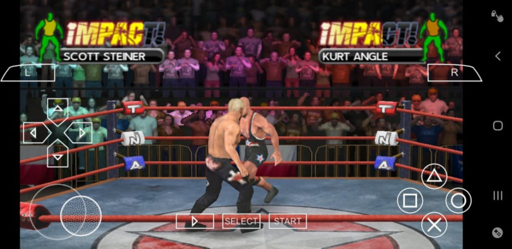 wwe tna android game download