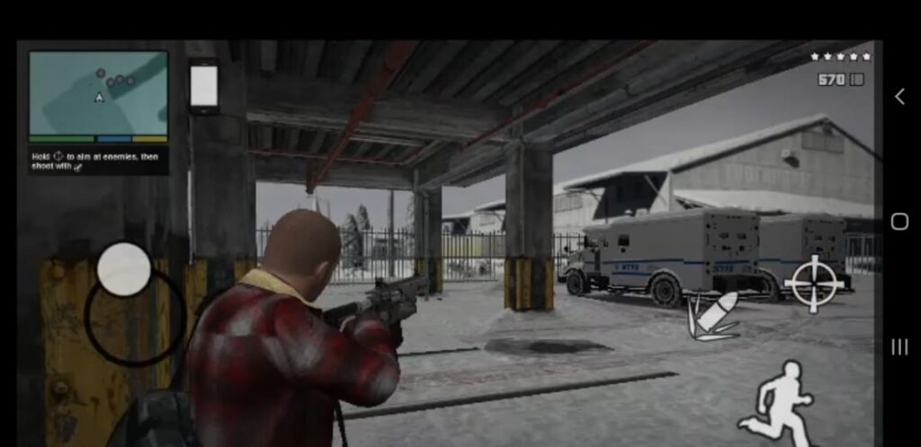 gta 5 apk + obb file for android